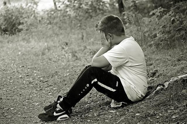 Boy Child Sad - Free photo on Pixabay (116651)