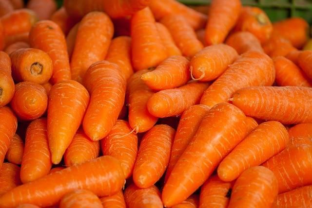 Carrots Vegetables Market - Free photo on Pixabay (117553)