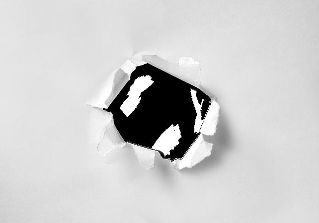 Hole Torn Paper - Free image on Pixabay (119512)