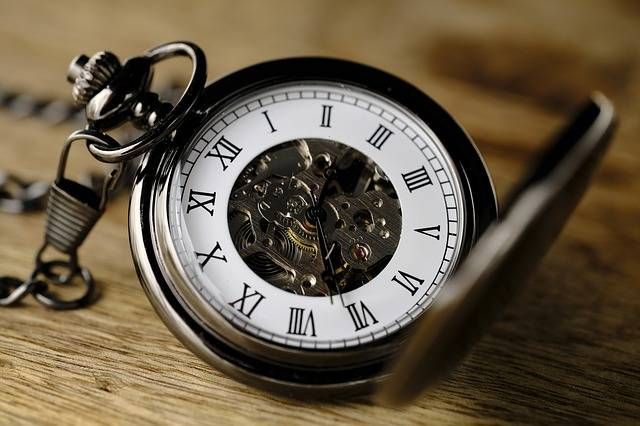 Clock Pocket Watch Movement - Free photo on Pixabay (120878)