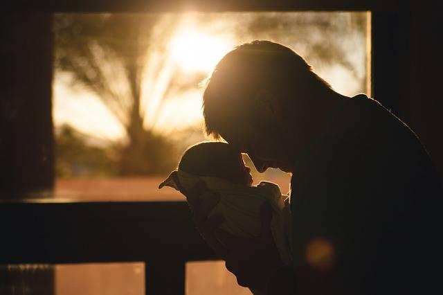 Baby Child Father - Free photo on Pixabay (120887)