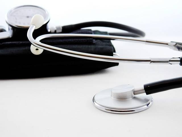 Stethoscope Doctor Medical Blood - Free photo on Pixabay (120909)