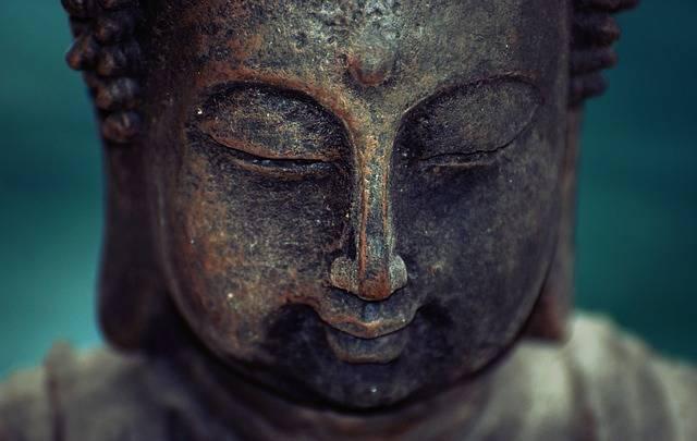 Zen Buddha Peace - Free photo on Pixabay (125445)