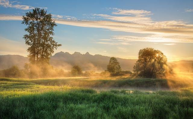 British Columbia Canada Fog - Free photo on Pixabay (128880)