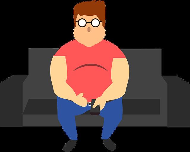 Man Fat Sofa - Free vector graphic on Pixabay (129421)