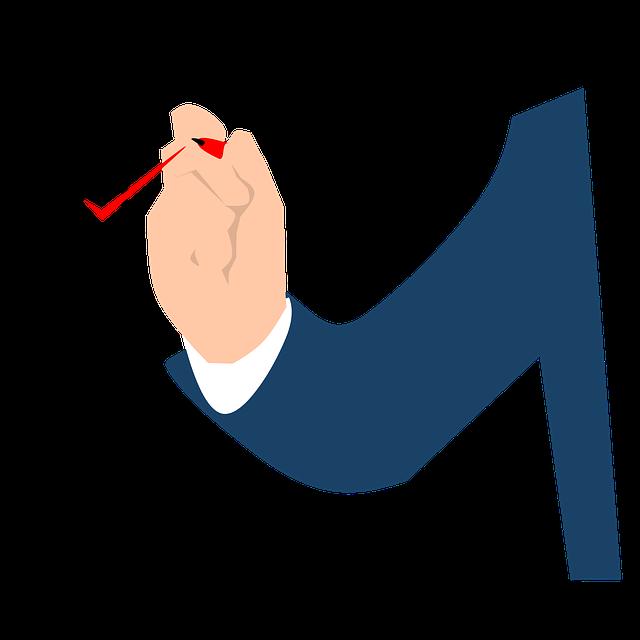 Questionnaire Customer Examining - Free image on Pixabay (131709)