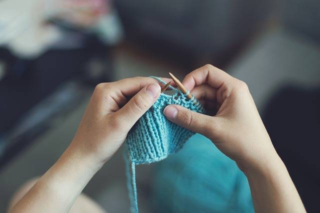 Knit Sew Girl - Free photo on Pixabay (134446)