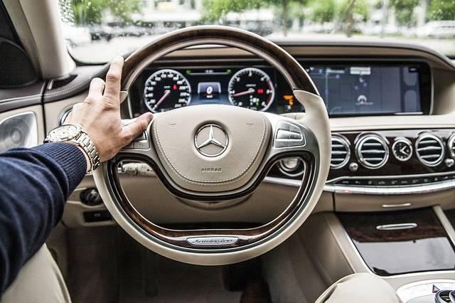 Steering Wheel Car Drive - Free photo on Pixabay (135478)