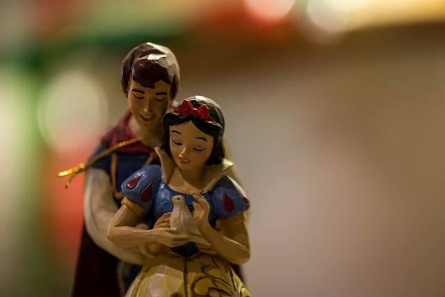 Snow White Princess Prince - Free photo on Pixabay (136492)