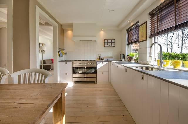 Kitchen Home Interior - Free photo on Pixabay (140036)