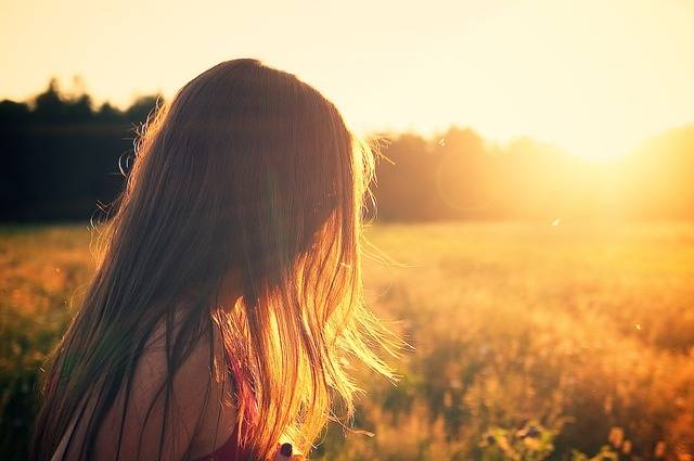 Summerfield Woman Girl - Free photo on Pixabay (140477)