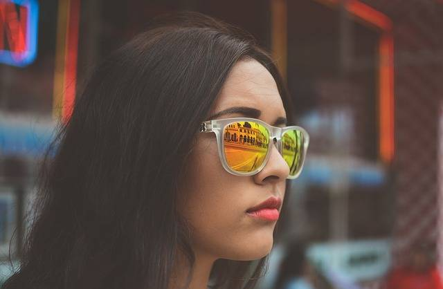 Woman Sunglasses Eyewear - Free photo on Pixabay (141920)
