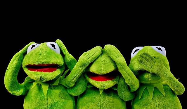 Not Hear Kermit See Do - Free photo on Pixabay (143310)
