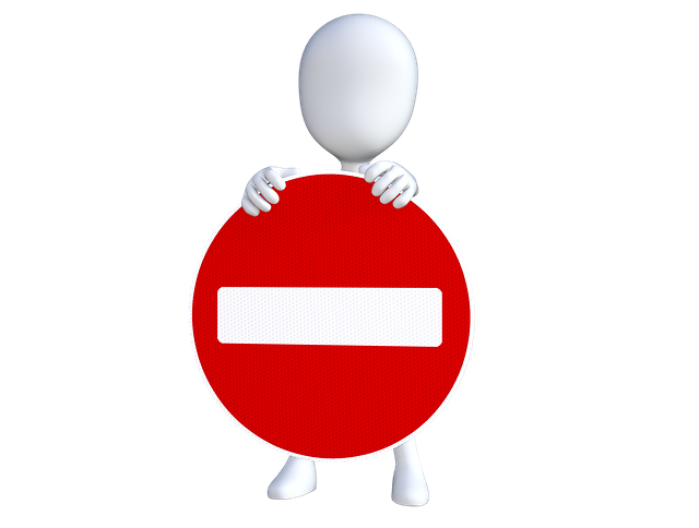 No Entry Stop Business - Free image on Pixabay (143319)