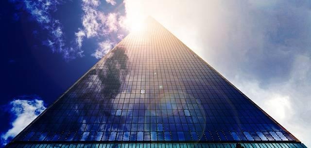 Skyscraper Glass Facade - Free photo on Pixabay (143477)