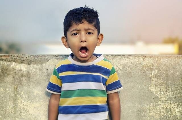 Boy Child Shouting - Free photo on Pixabay (145975)