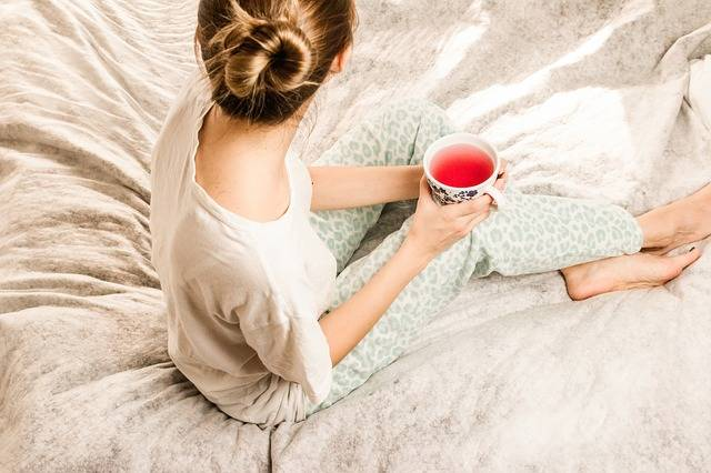 Morning Girl Woman Bed - Free photo on Pixabay (147913)