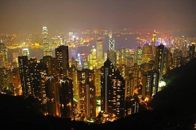 The Peak Hong Kong Scenic - Free photo on Pixabay (149992)