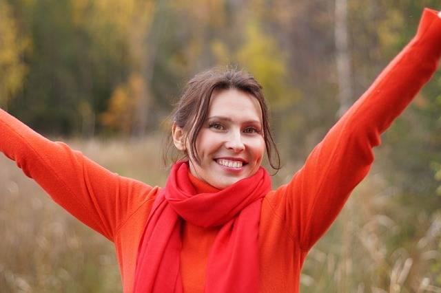 Girl Woman Smile - Free photo on Pixabay (152152)