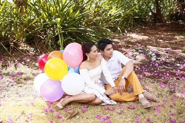 Couple Nice View Balloon - Free photo on Pixabay (152294)