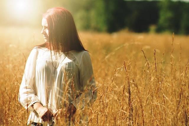 Girl Pretty Outdoors - Free photo on Pixabay (153665)