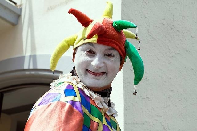 Fool Court Jester Clown - Free photo on Pixabay (153742)