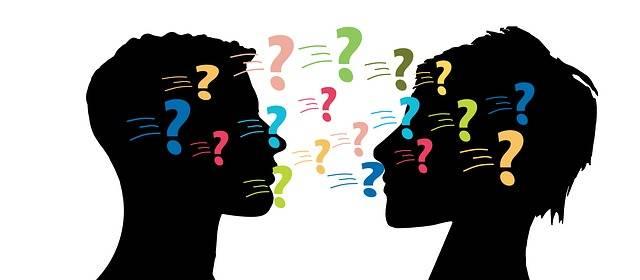 Man Woman Question Mark - Free image on Pixabay (153761)