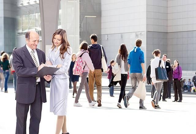 Business Professional Teamwork - Free photo on Pixabay (153985)