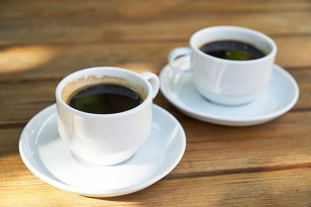 Coffee Cup Porcelain - Free photo on Pixabay (154267)