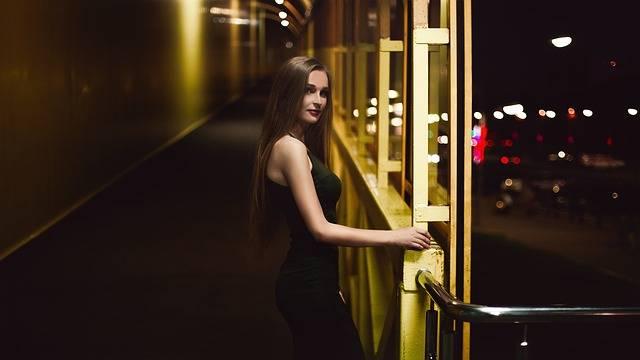 Nice Dress Glamorous Girl - Free photo on Pixabay (154881)
