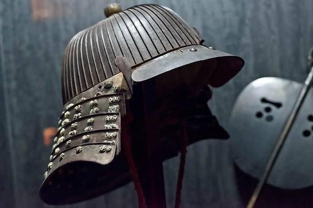 Helmet The Warring States Period - Free photo on Pixabay (155390)