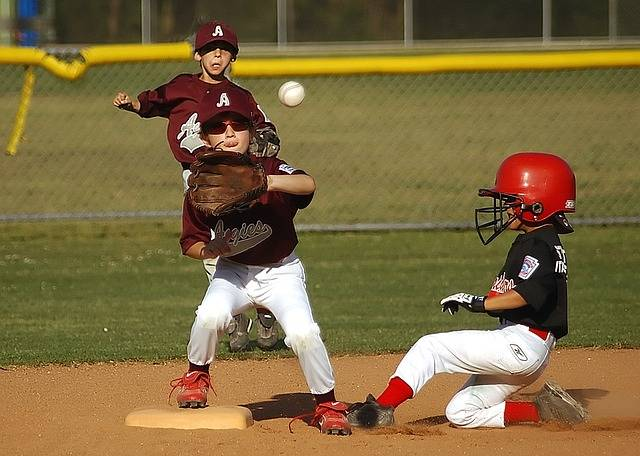 Baseball Little League Runner - Free photo on Pixabay (155432)