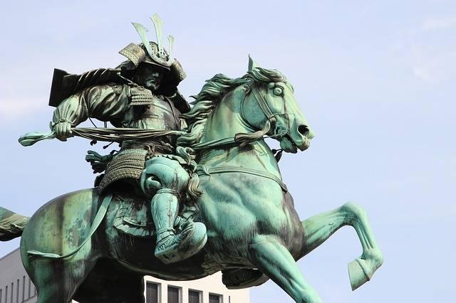 Statue Equestrian Bronze - Free photo on Pixabay (155586)