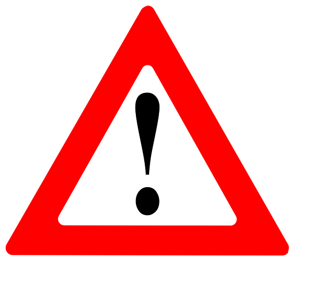 Attention Warning Sign - Free vector graphic on Pixabay (155639)