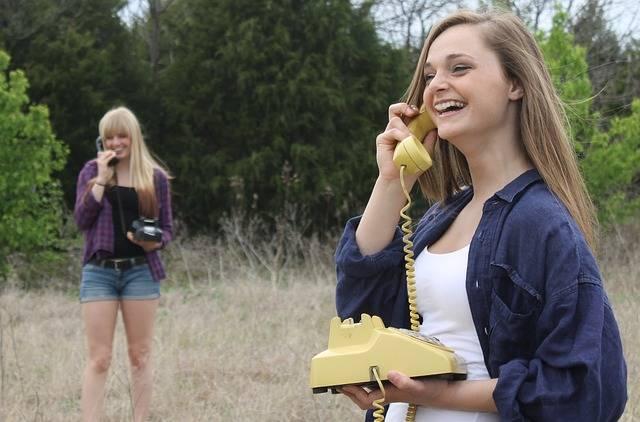 Talk Telephone Communication - Free photo on Pixabay (156998)
