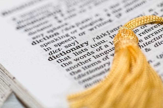 Dictionary Reference Book Learning - Free photo on Pixabay (157496)