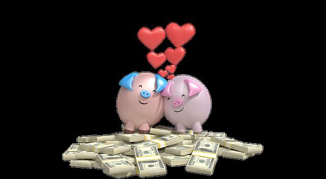 Love Money Romance - Free image on Pixabay (157500)