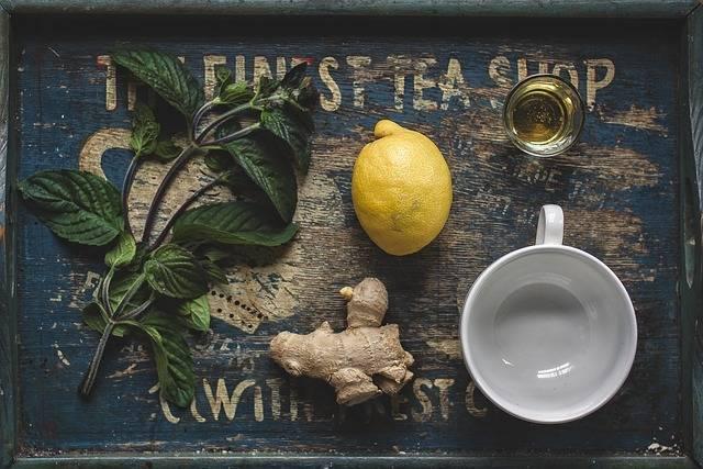 Tea Honey Lemon - Free photo on Pixabay (158134)