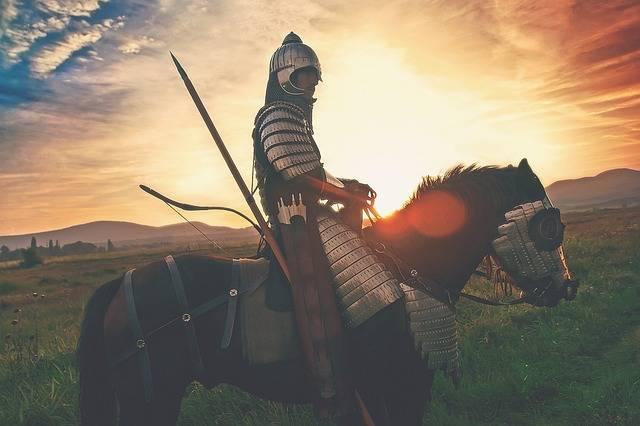 Knight Warrior Horse - Free photo on Pixabay (158196)