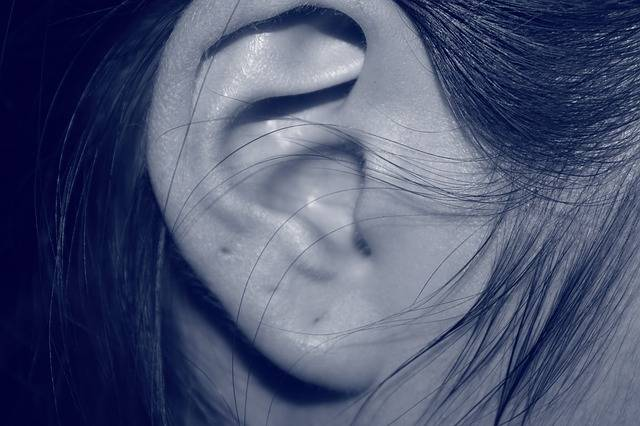 Ear Girl Pierced - Free photo on Pixabay (158340)