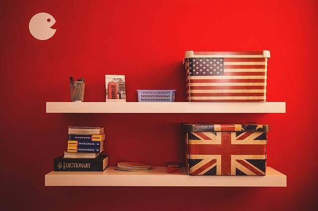 American Books Boxes - Free photo on Pixabay (158345)