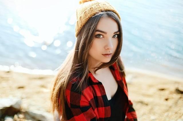 Girl Autumn Sunny Day - Free photo on Pixabay (159768)