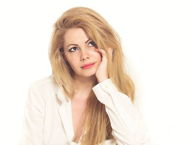 Beautiful Woman Blonde Long Hair - Free photo on Pixabay (159879)