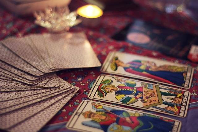 Tarot Cards Fortune - Free photo on Pixabay (160400)