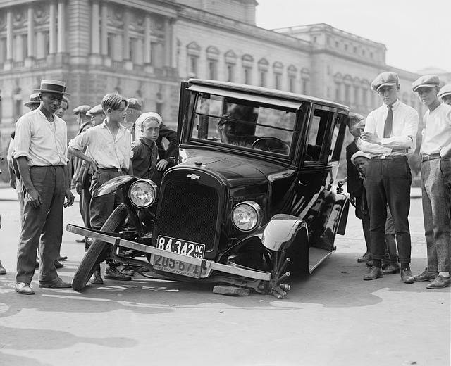 Automotive Defect Broken Car - Free photo on Pixabay (160713)