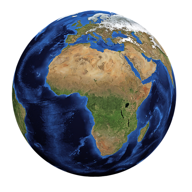 World Globe Earth - Free image on Pixabay (161099)