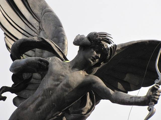 Statue Eros Piccadilly - Free photo on Pixabay (161387)