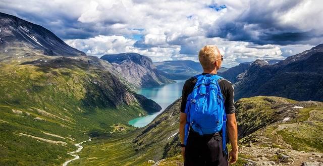 Norway Mountains Outdoors - Free photo on Pixabay (161566)