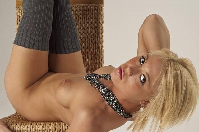Nude Woman Blonde - Free photo on Pixabay (161597)