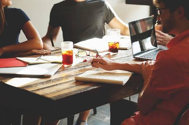 Startup Meeting Brainstorming - Free photo on Pixabay (162436)